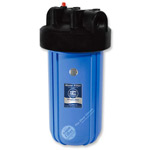 "10"" Water Filter Housing - Big Blue® Type with Blue Housing"