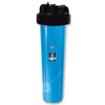 "20"" Water Filter Housings - Big Blue® Type with Blue Housing"