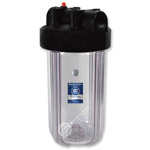"10"" Water Filter Housing - Big Blue® with Clear Housing"