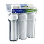 4 Stage Undercounter Water Filtration System with Capillary Membrane