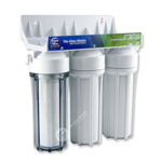 3 Stage Undercounter Water Filtration System