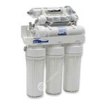 7 Stage Reverse Osmosis System with Mineralizing Cartridge (AIMRO) and Bioceramic Cartridge (AIFIR)